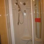 installazzione box doccia villa Chiaravalle